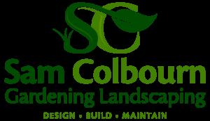 SAM COLBOURNE Landscaping logo