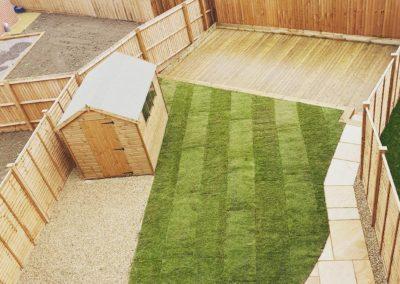 landscaping in radstock